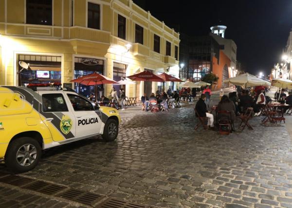 Curitiba Covid-19: Aplicativo permite denunciar aglomerações